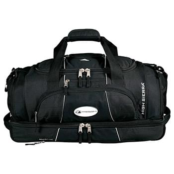 "High Sierra® Colossus 26"" Drop Bottom Duffel"