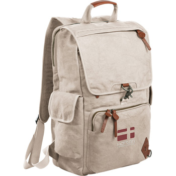 Alternative® Deluxe Cotton Computer Rucksack