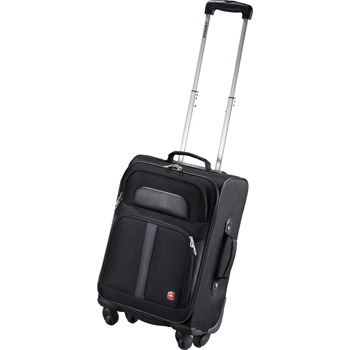 "Wenger® 19"" 4-Wheeled Spinner Carry-on"